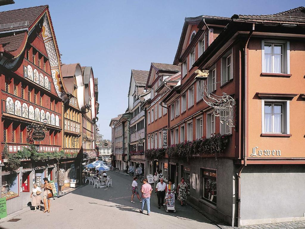 Hotel Lowen Appenzell Switzerland Booking Com