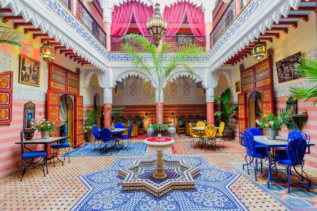 Riad Bleu Du Sud Marrakesh Morocco Bookingcom