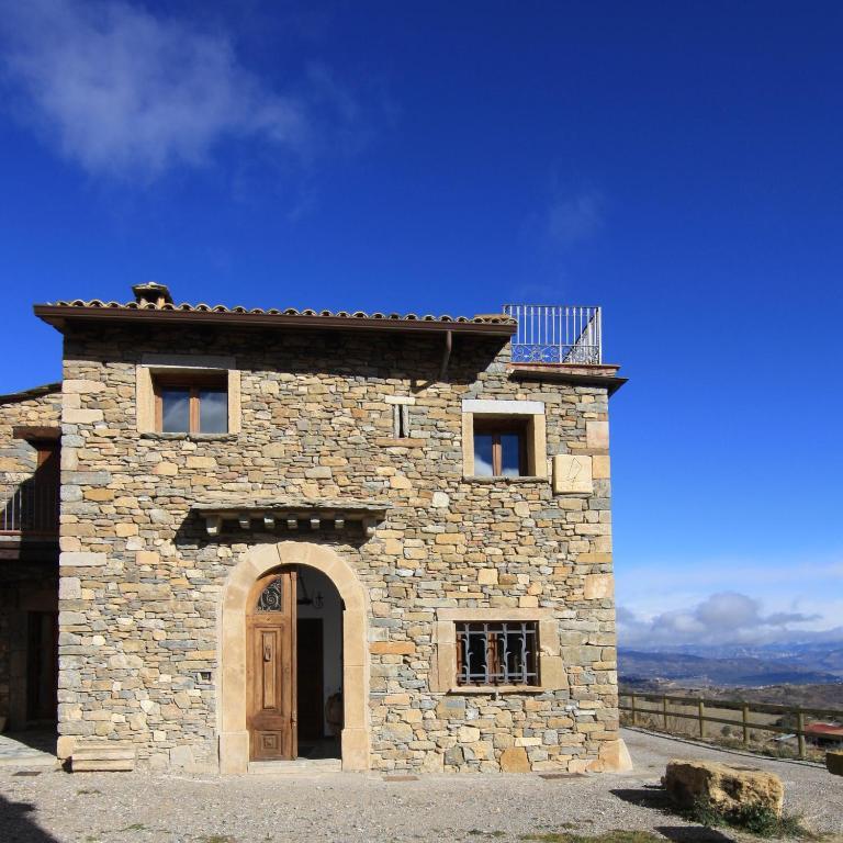 Casa de vacaciones Casa Miret de Mur (España Vilamolat de ...