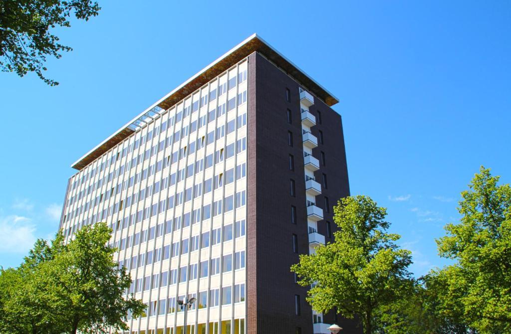 青年旅館所在的建築