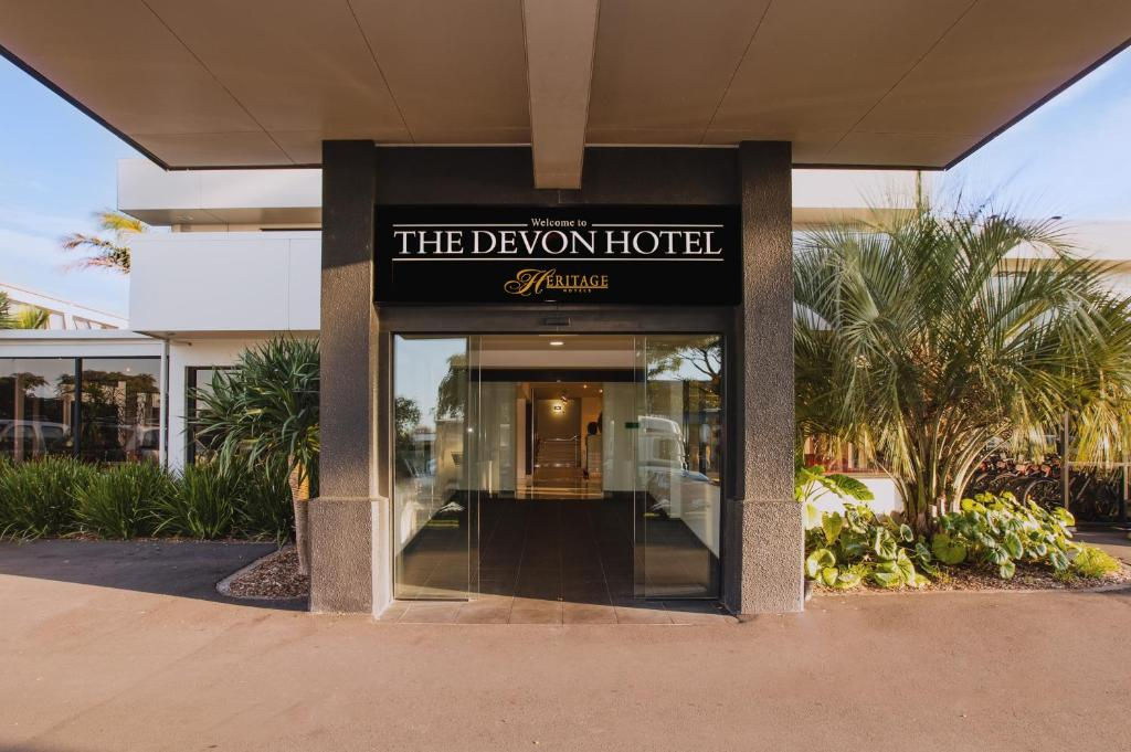 The Devon Hotel A Heritage Hotel