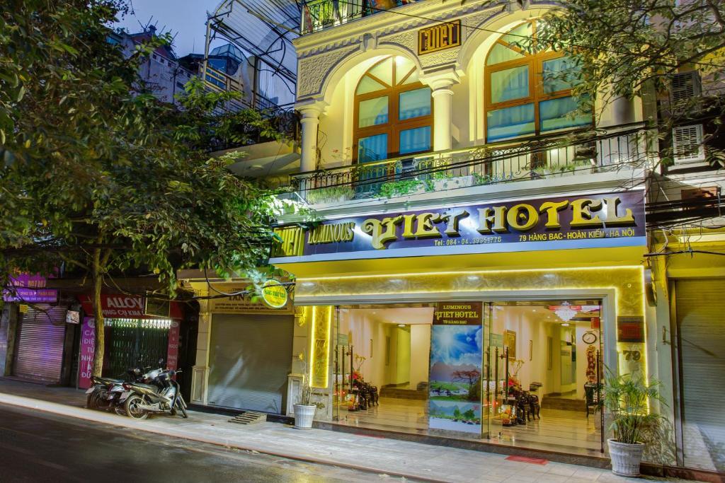 Khách Sạn Luminous Việt