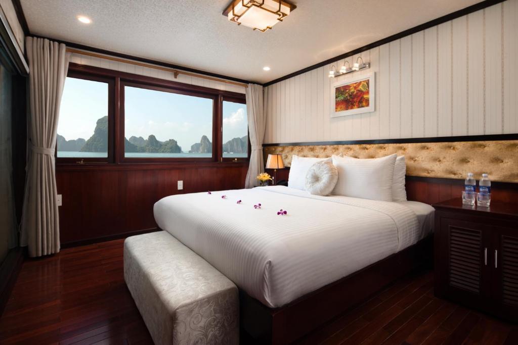 Hình của Phòng Deluxe Giường đôi hoặc 2 Giường đơn - 2 Ngày 1 Đêm #4