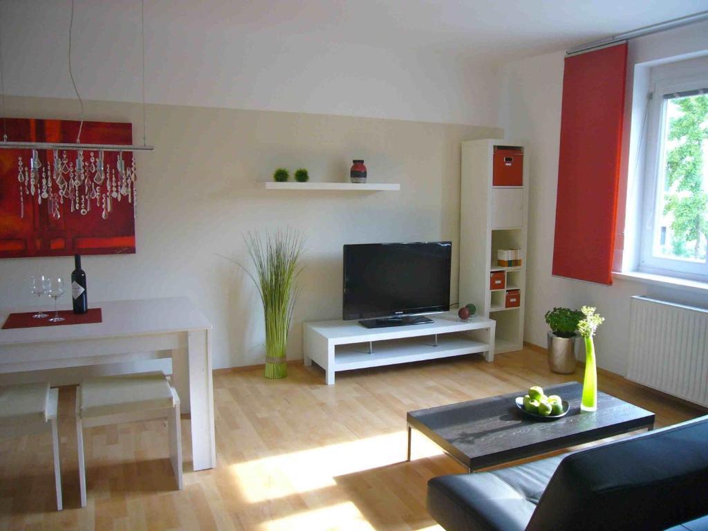TV/Unterhaltungsangebot in der Unterkunft Apartment Mödling