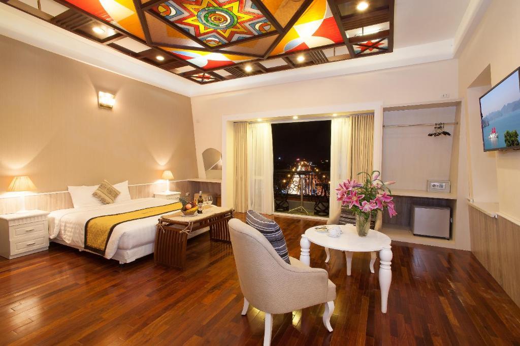 Phòng Giường Đôi Với Tầm Nhìn Ra Toàn Cảnh