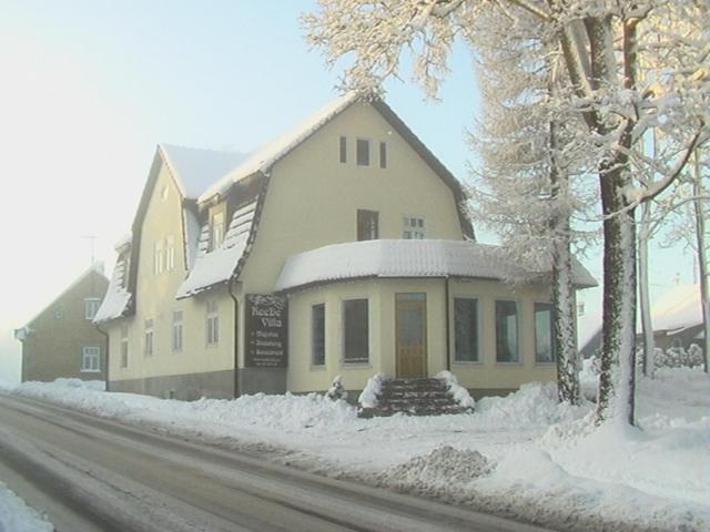ReeDe Villa ziemā