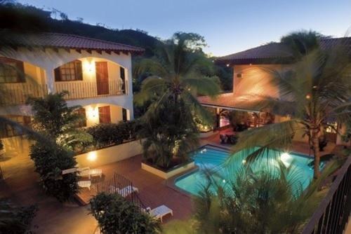 Vista de la piscina de Villa del Sueño o alrededores