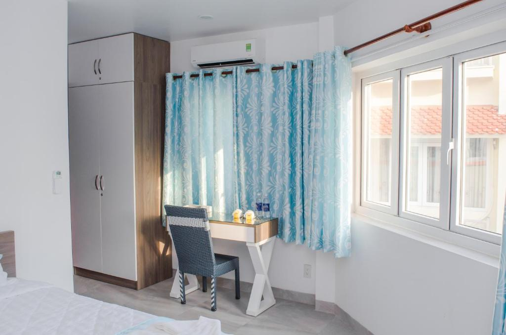 Phòng Premier Giường Đôi kiểu Scandinavia