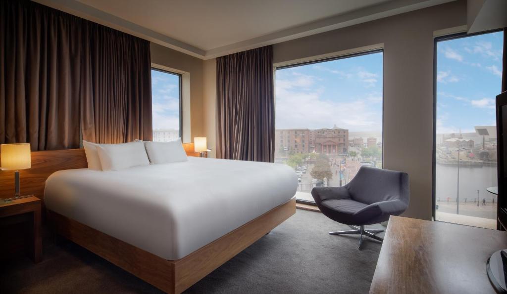 افضل فنادق ليفربول هيلتون ليفربول سيتي سنتر
