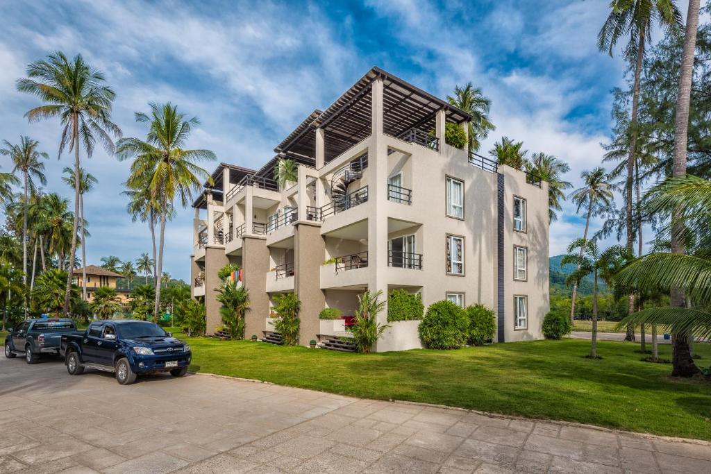 Studio Apartment Siam Royal View
