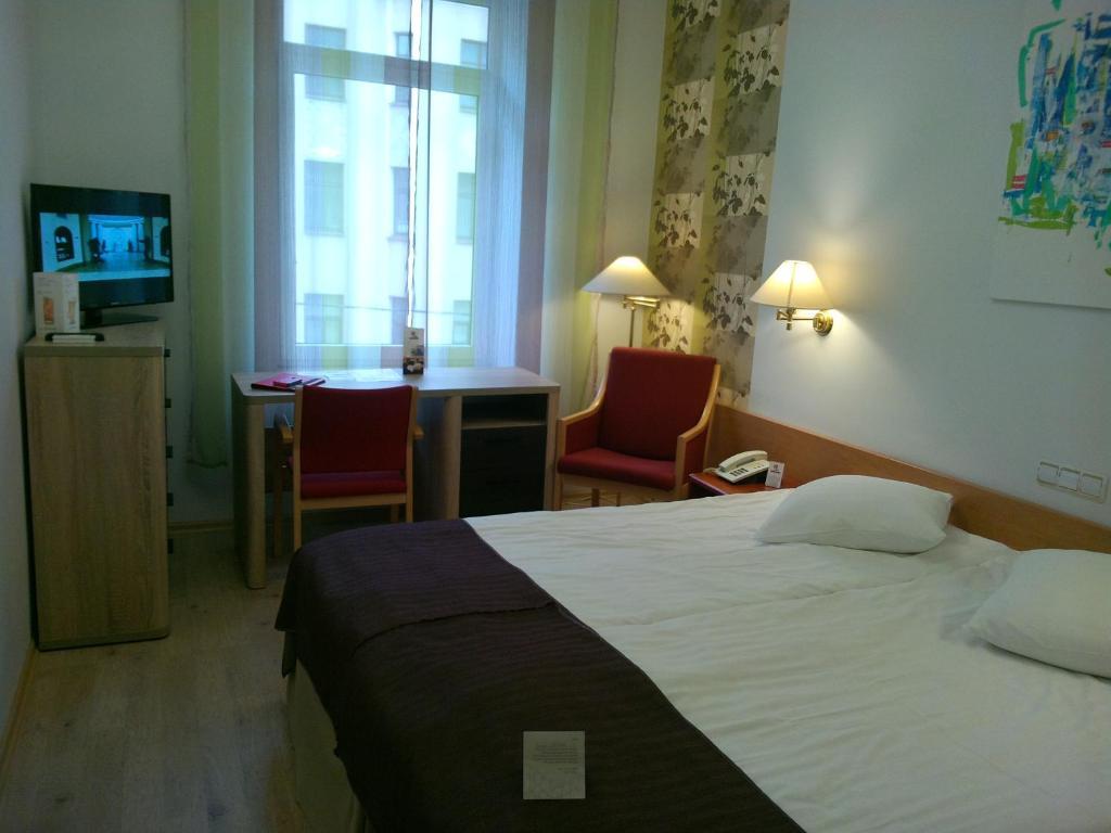 Lova arba lovos apgyvendinimo įstaigoje A1 Hotel