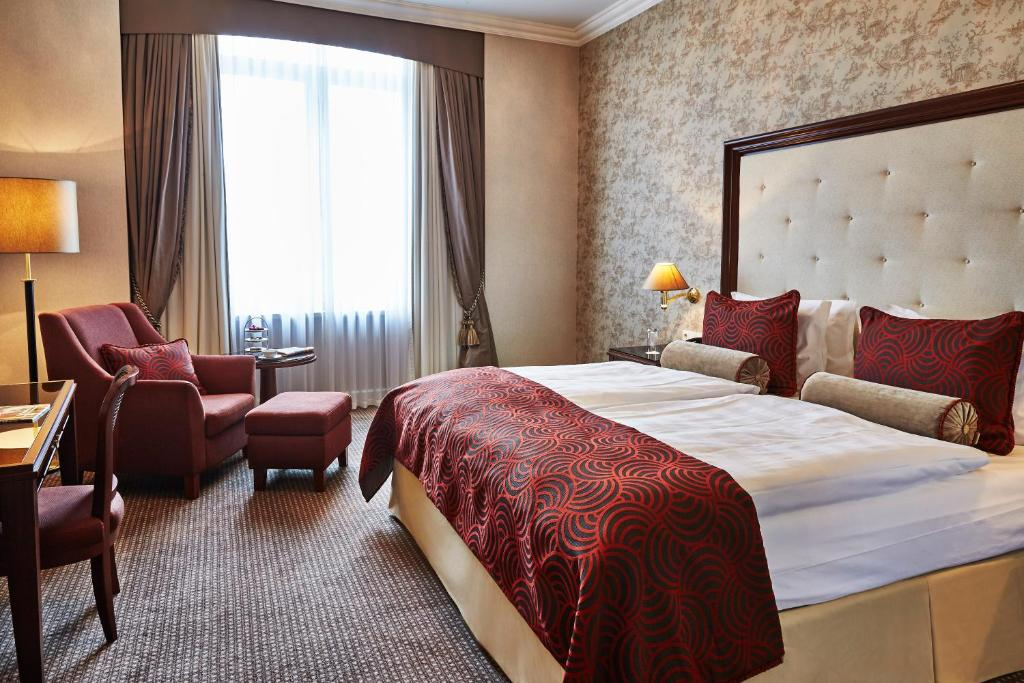 افضل فنادق فرانكفورت شتايغنبيرغر فرانكفورت هوف