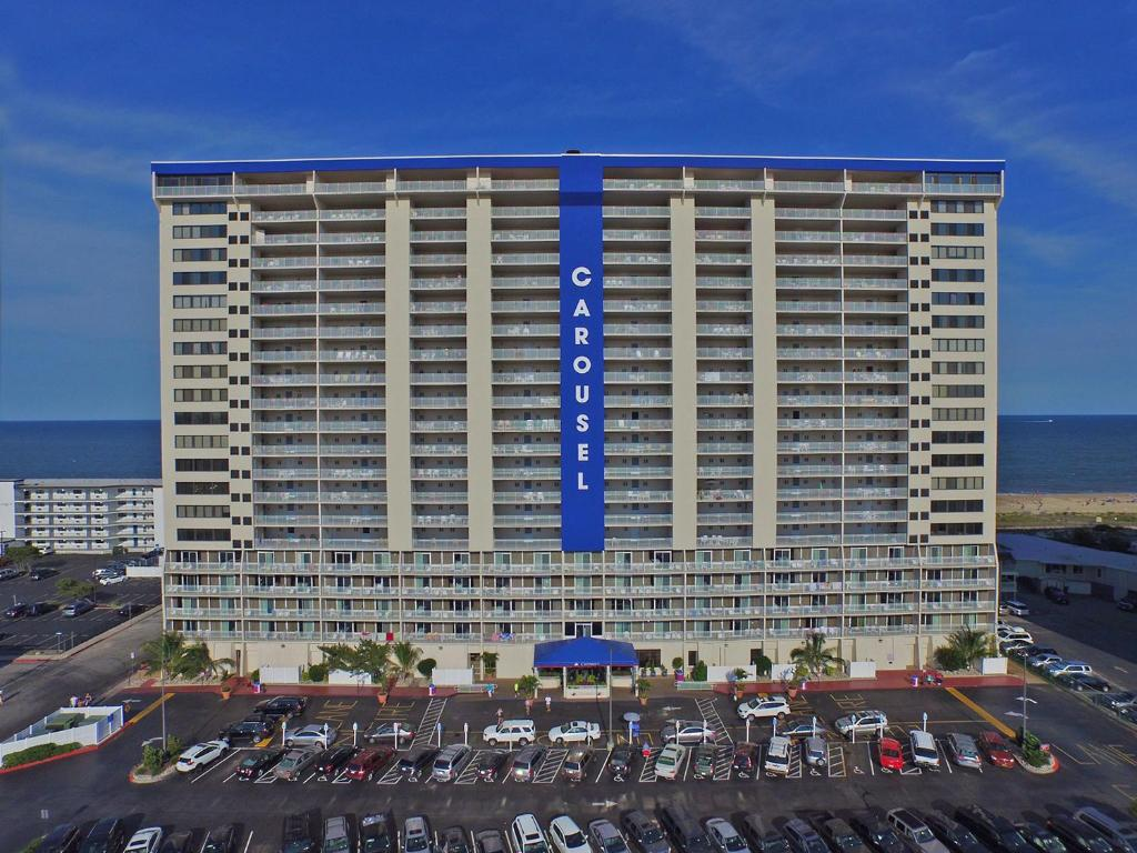 Hotels In Ocean City Md >> Carousel Resort Hotel Ocean City Md Booking Com