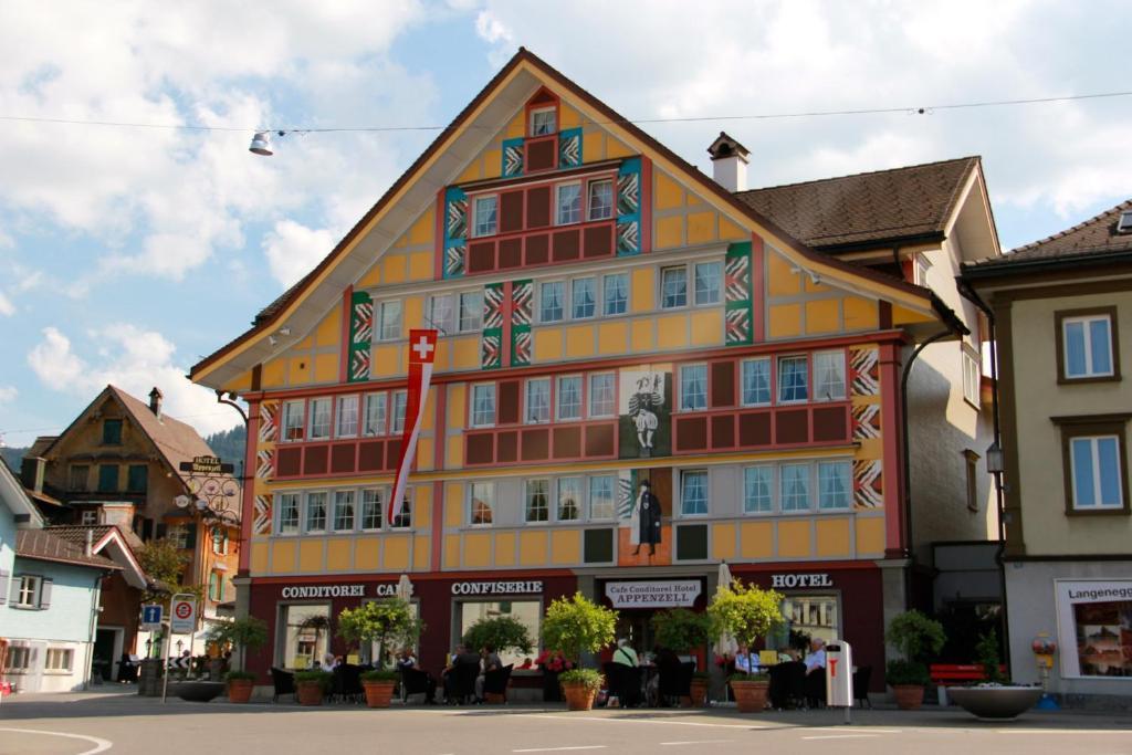 Hotel Appenzell Switzerland Booking Com