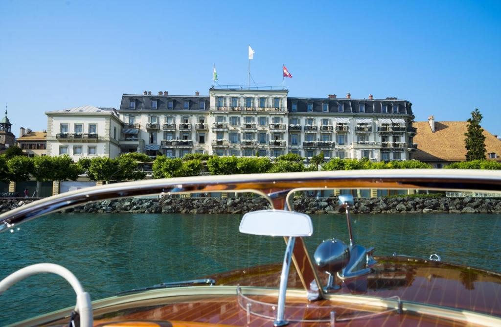 Hôtel Des Trois Couronnes & Spa -, Vevey, Switzerland - Booking.com