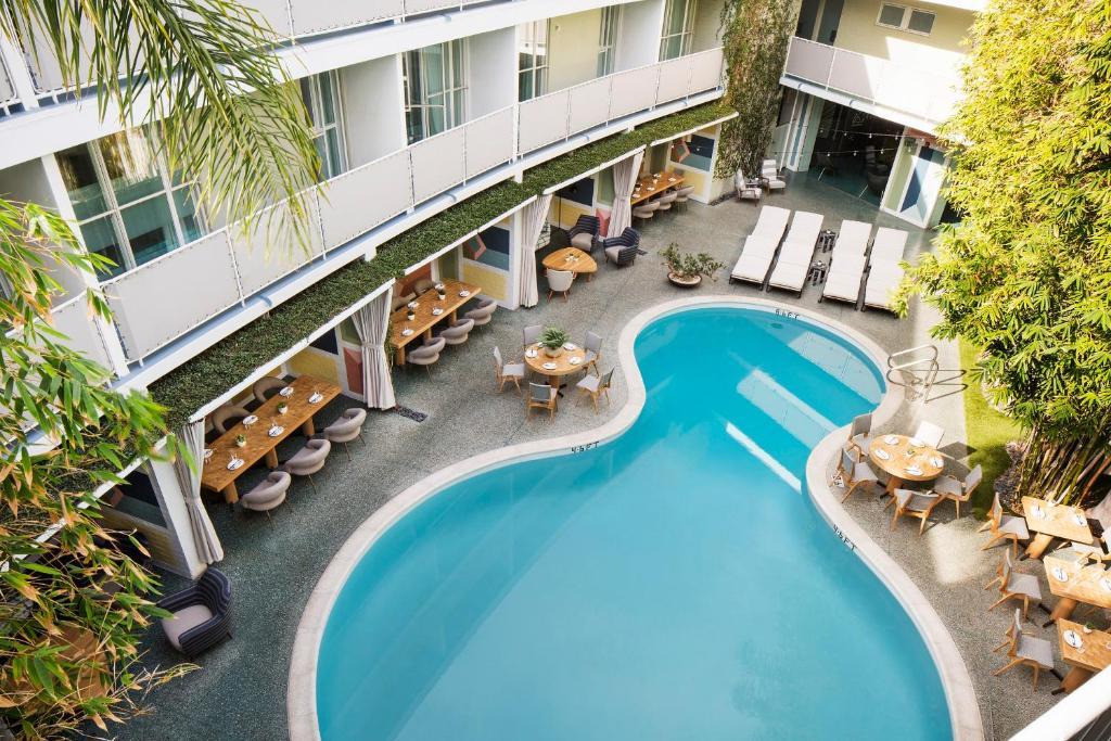 Avalon Hotel Beverly Hills.