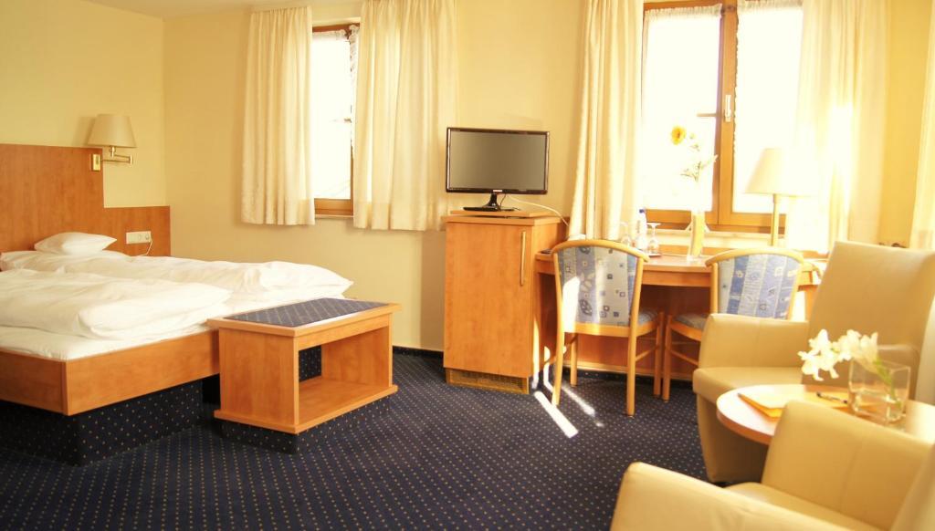 TV/Unterhaltungsangebot in der Unterkunft Hotel Gasthof Kreuz