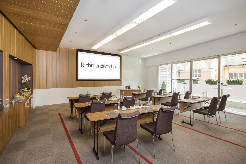 Ресторан / где поесть в Richmond Istanbul