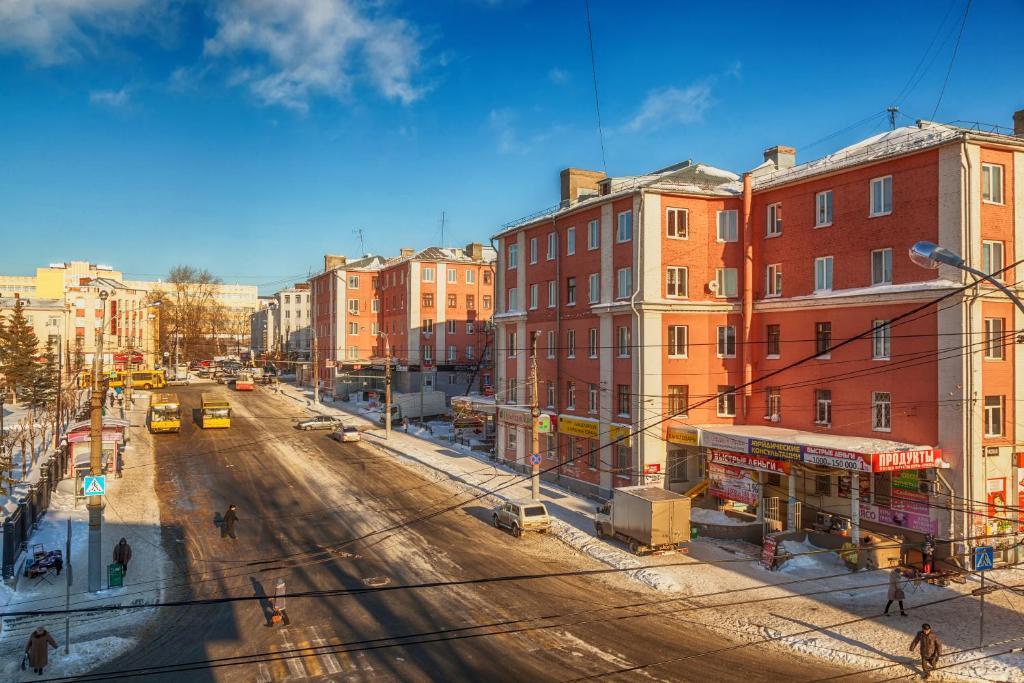 улицы города ижевска картинки тема