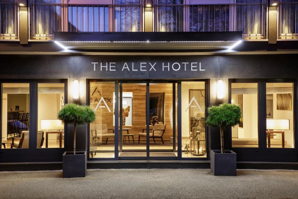 The Alex Hotel Freiburg Im Breisgau Prețuri Actualizate 2020