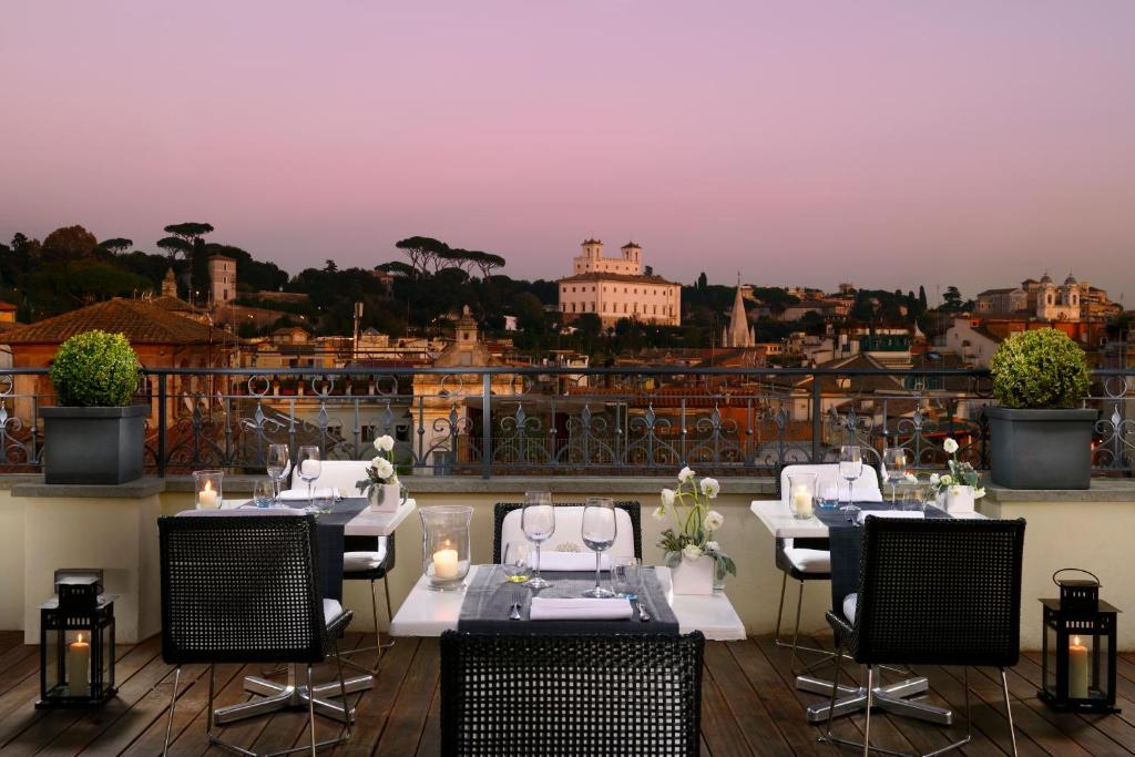 Hotel The First Roma Arte Rome Italy Booking Com