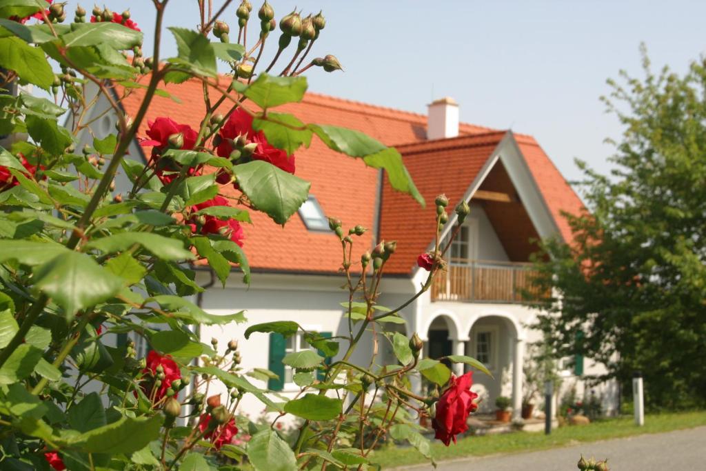 Budova, v ktorej sa ubytovanie bed & breakfast nachádza