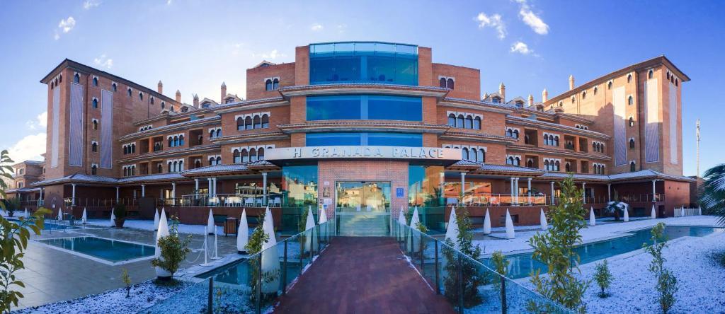 Hotel Granada Palace, Monachil – Precios actualizados 2019
