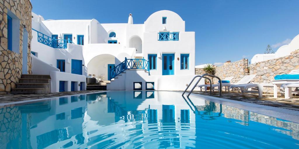 Sea Side Beach Hotel Kamari Greece Booking Com