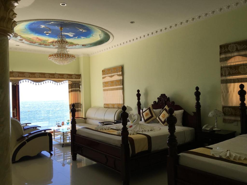 Phòng Gia đình Nhìn ra Biển