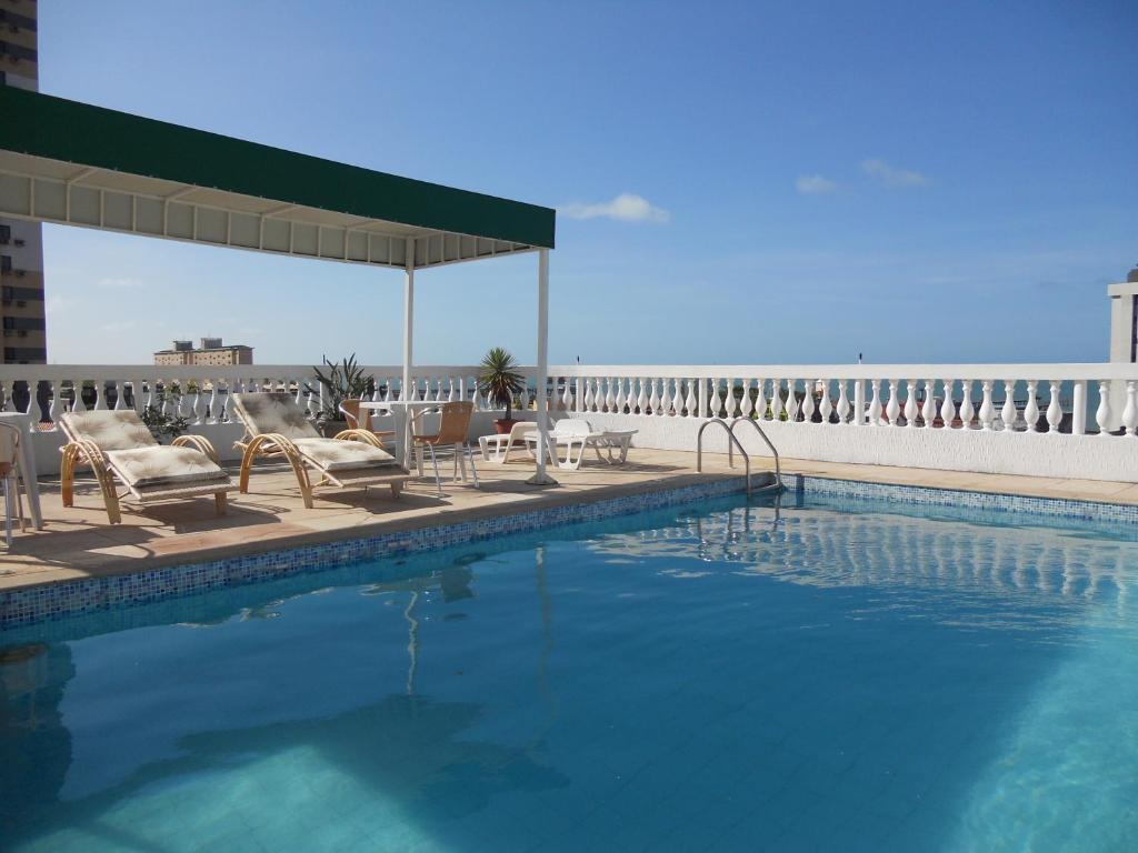 The swimming pool at or near Algarve Praia Hotel