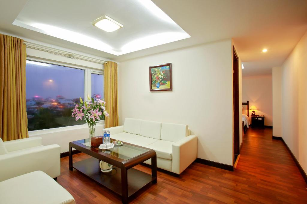 Phòng Premier Giường Đôi