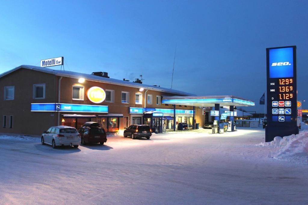Motelli Jätkänkolo