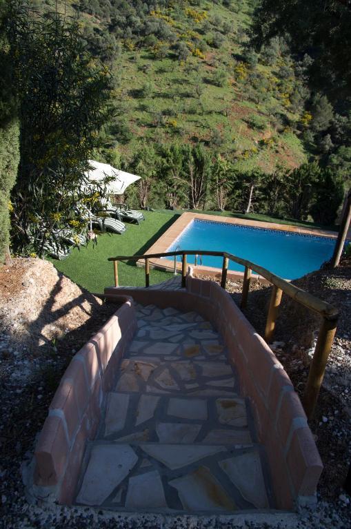 Casa de vacaciones Rural Málaga Finca Pedregales (España ...