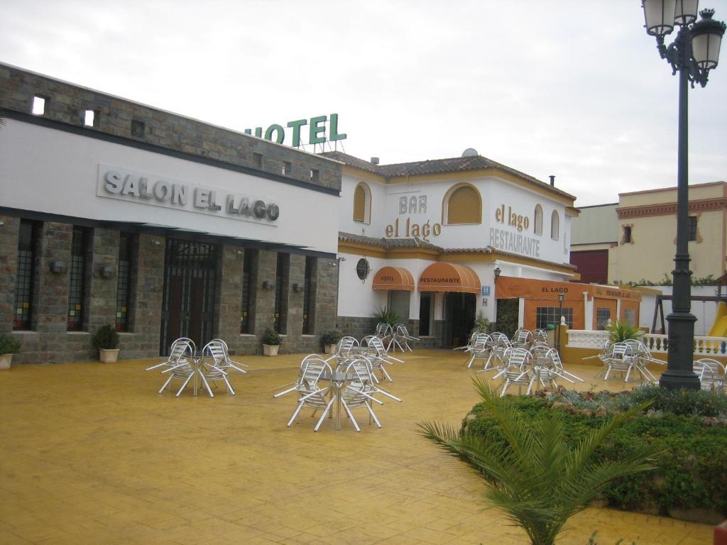 Hotel Restaurante El Lago (Spanje Arcos de la Frontera ...
