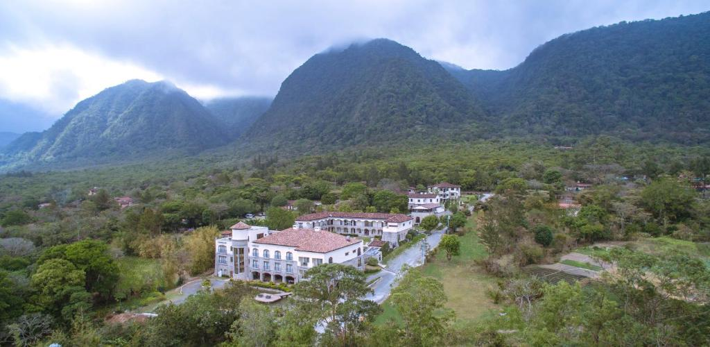 A bird's-eye view of Los Mandarinos Boutique Hotel & Spa