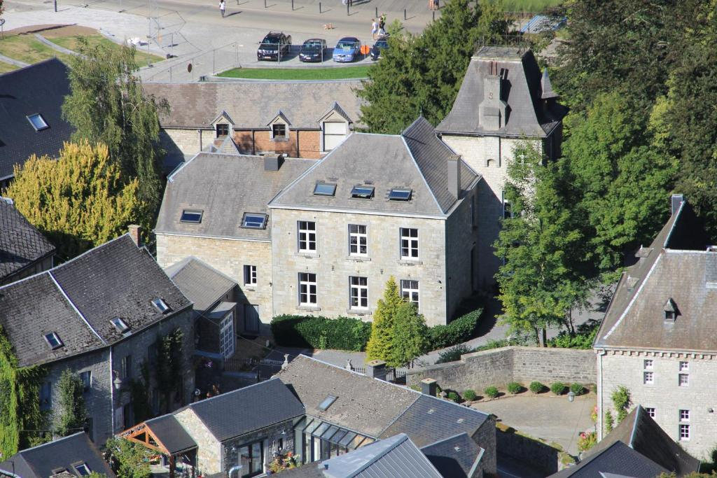 A bird's-eye view of Chateau Cardinal