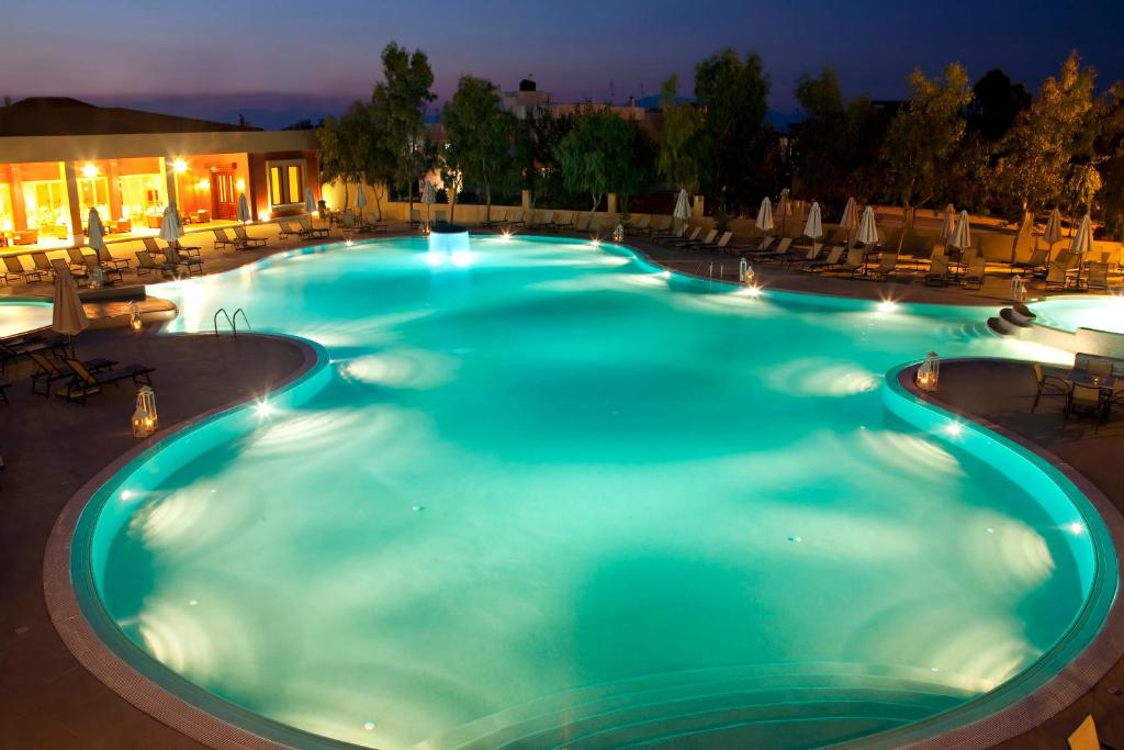 The swimming pool at or close to Alkyon Resort Hotel & Spa