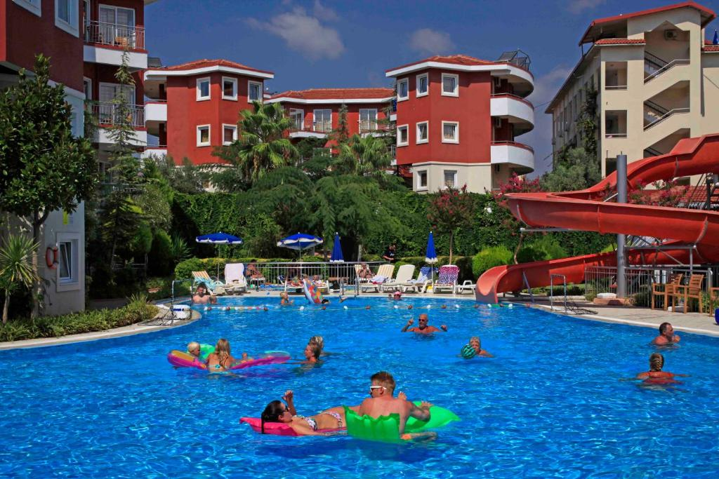 Hanay Suite Hotel Tyrkiet Side Booking Com