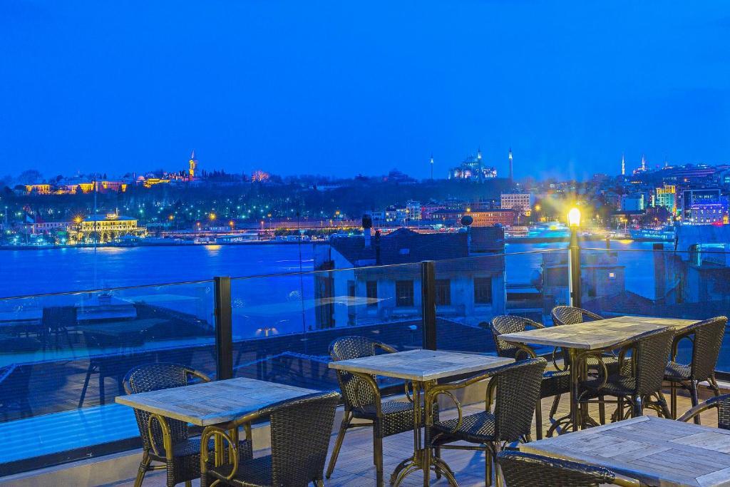 Ресторан / где поесть в Ada Karakoy Hotel - Special Category