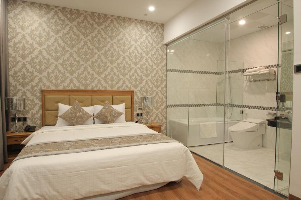 Phòng kiểu Suite Luxury Giường đôi/2 Giường đơn