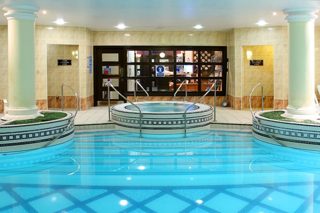 The swimming pool at or near Thistle Barbican Shoreditch