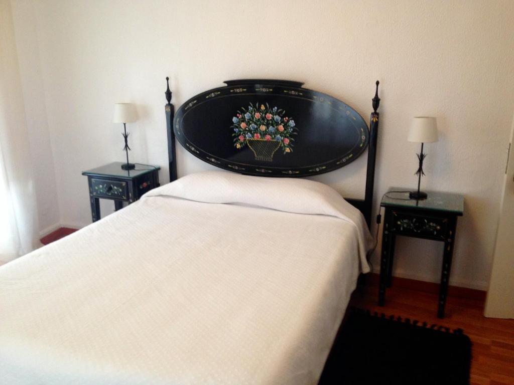 Cama o camas de una habitación en Mont'sobro House