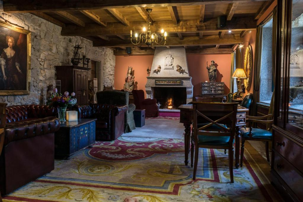 Restoran ili drugo mesto za obedovanje u objektu Hotel Monumento Convento de San Benito