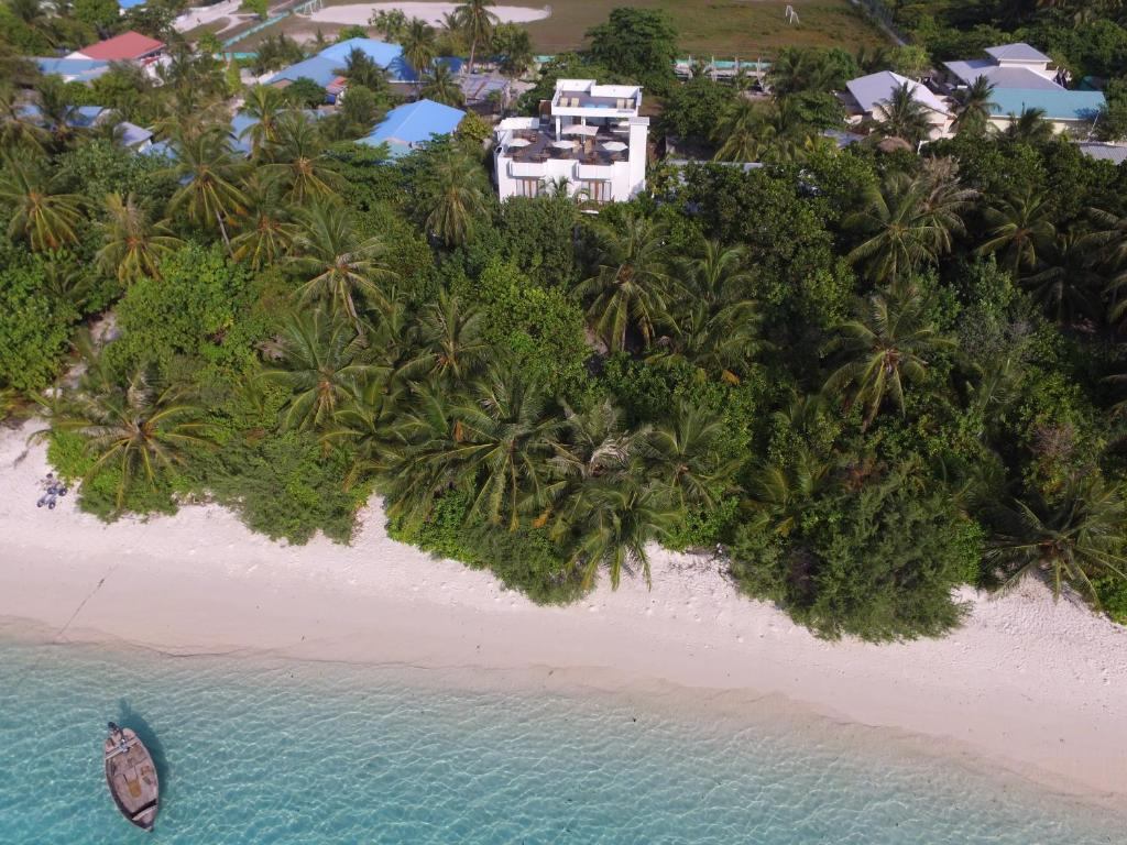 Boutique Beach All Inclusive Diving Hotel Dhigurah