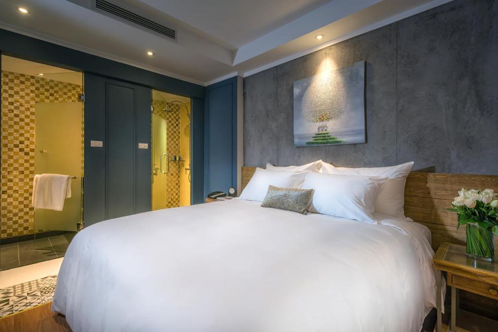 Phòng Cozy Deluxe Giường đôi/2 Giường đơn
