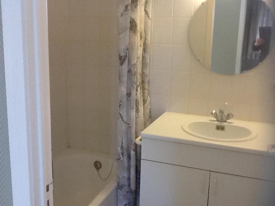 Een badkamer bij Morgenzon Apartment