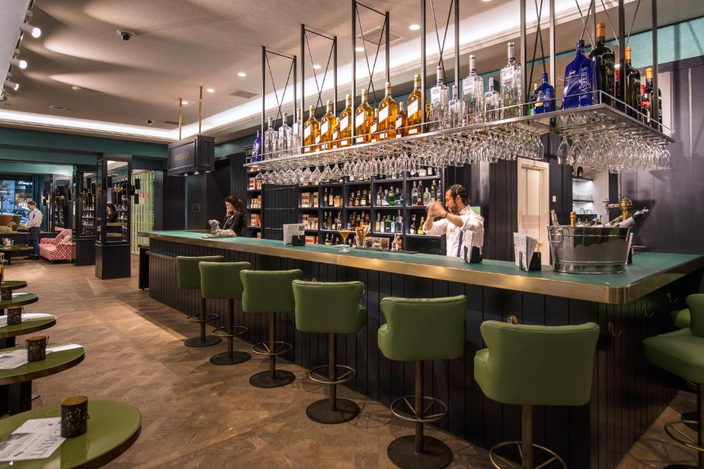Hotel Vincci The Mint Madrid Spain Booking Com