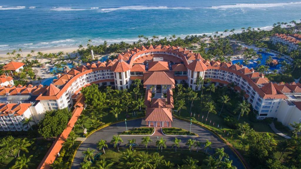 Occidental Caribe - All Inclusive (former Barcelo Punta Cana) з висоти пташиного польоту