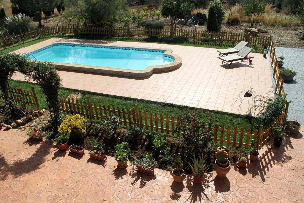 Casa Rural Los Arcos, Ronda, Spain - Booking.com