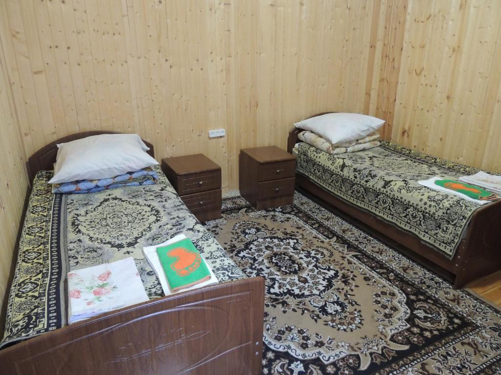 A room at Lesnaya Skazka Hotel